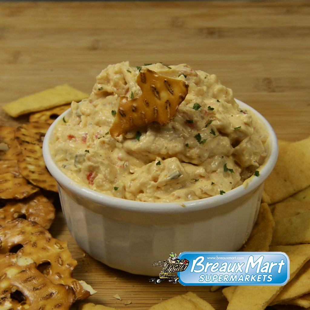 Breaux Mart Crawfish Dip